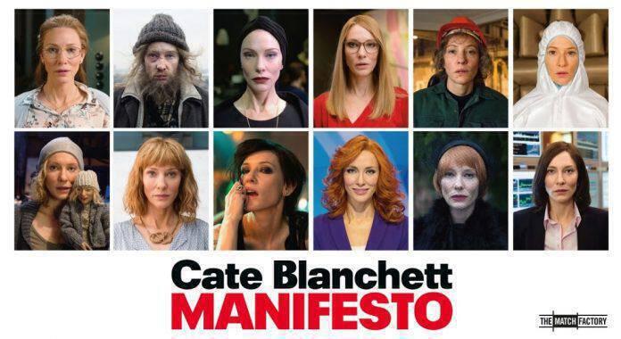 Η ταινία manifesto