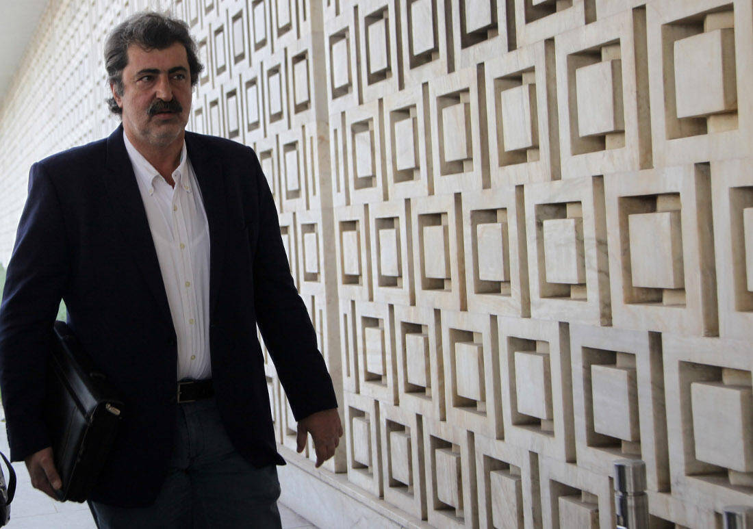 Ο δημοσιογράφος Γιώργος Παπαχρήστος -ο οποίος δεν κρύβει τα αντιΣΥΡΙΖΑ  αισθήματα-έγραψε καλό σχόλιο για τον αναπληρωτή υπουργό υγείας Παύλο  Πολάκη!!! 7e74016ad6c