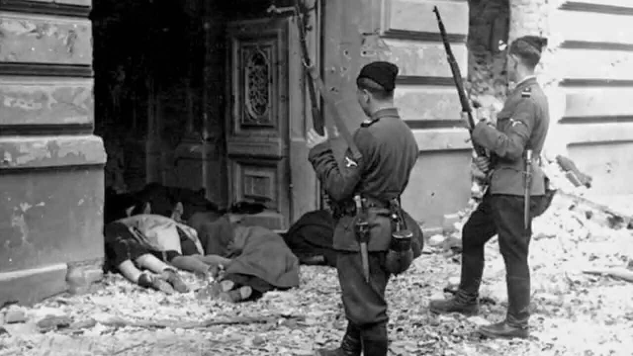 Η Σφαγή του Διστόμου 10 Ιουνίου 1944 (pics)