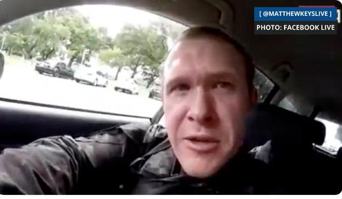 Τρόμος στη Νέα Ζηλανδία