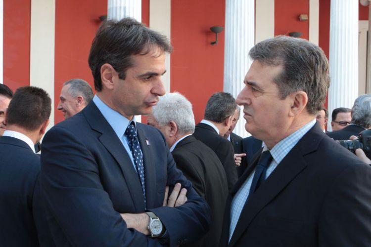 Ομολογία Χρυσοχοΐδη: Εργο της ΝΔ ο «καταυλισμός της ντροπής» στη Μόρια - eretikos.gr