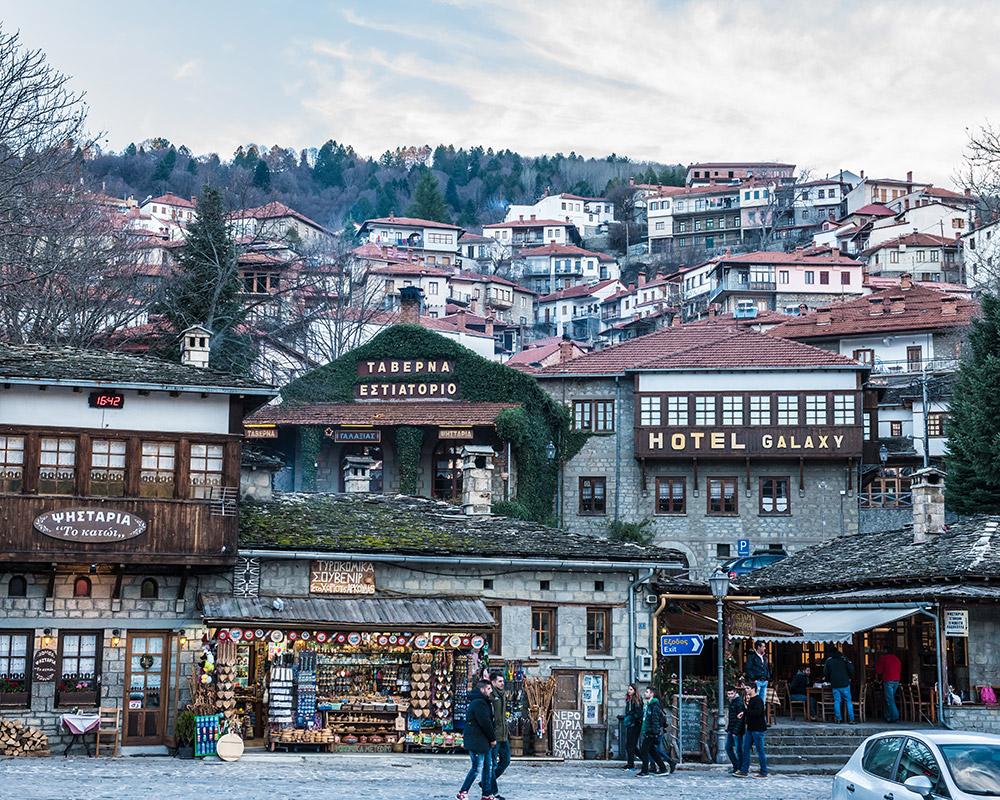 Χριστούγεννα και Πρωτοχρονιά στο Μέτσοβο (pics) - eretikos.gr
