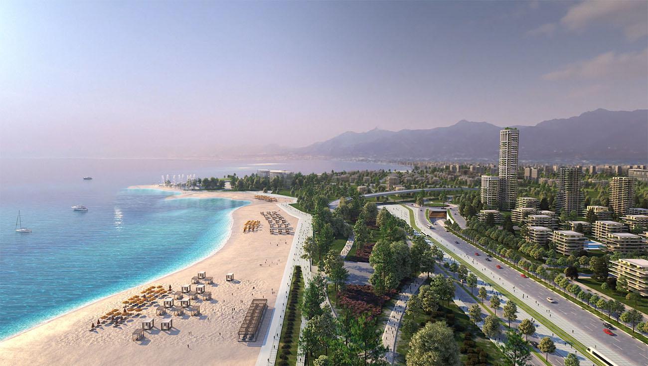 Lamda Development: Η παρουσίαση για το παράκτιο μέτωπο του Ελληνικού και τα σχέδια της Marina Galleria